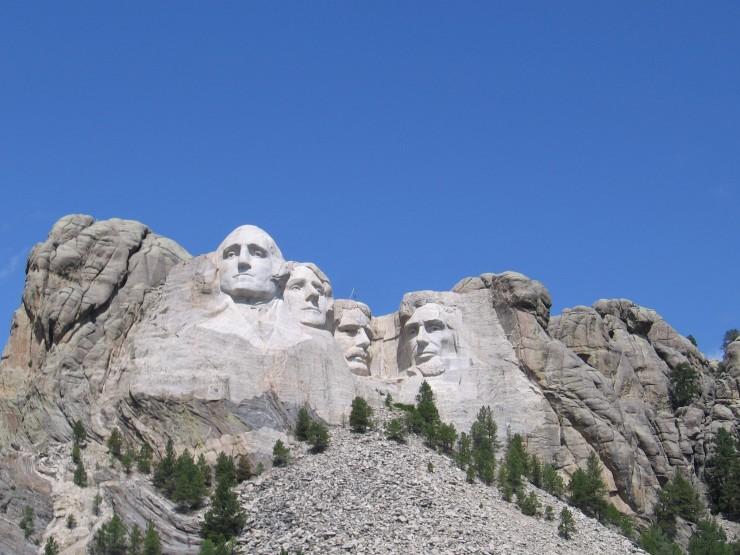 Alli-epper weescht as sell is der Mount Rushmore!