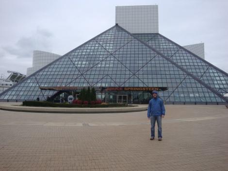 Ich vanne em Rock un Roll Museum