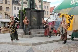Alde Myusick in Wittenberg.